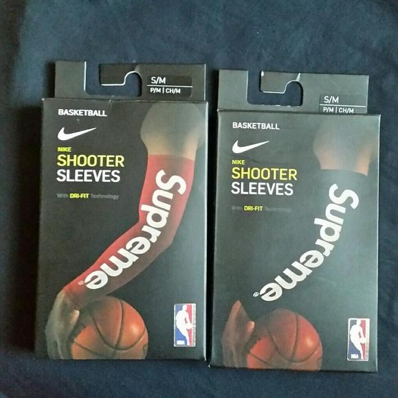 Supreme Accessories Nike Nba Shooting Sleeves Poshmark